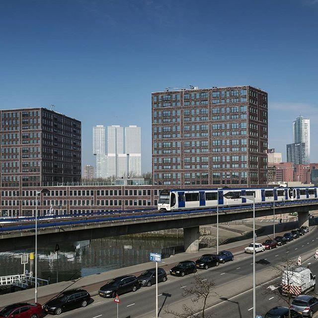 """MUSA DE Passie, Rotterdam, NL - Sortierung """"Objektmix"""" #hagemeister #clinker #brick #brickarchitecture #iarchitectures #architecture #archilovers #facade"""