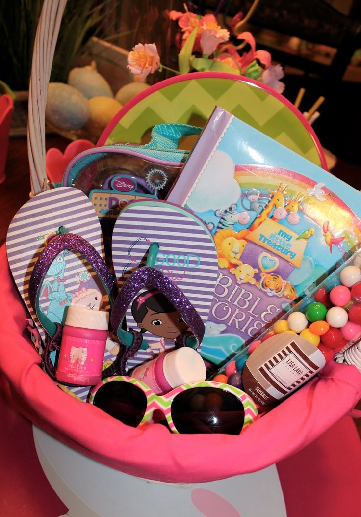 Toddler Easter basket fillers!