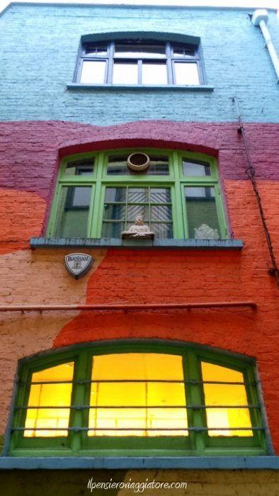 I colori di Neal's Yard.