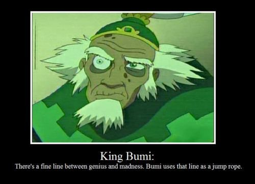 Hahahaha! Avatar: The Last Airbender may be a cartoon, but this is hilarious!