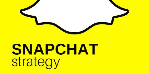 Promoting Your Snapchat Profile Takes Clever Thinking — Snapchat Strategy — Medium
