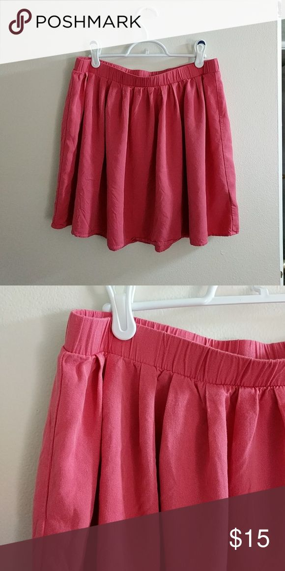 how to make a skater skirt with elastic waistband