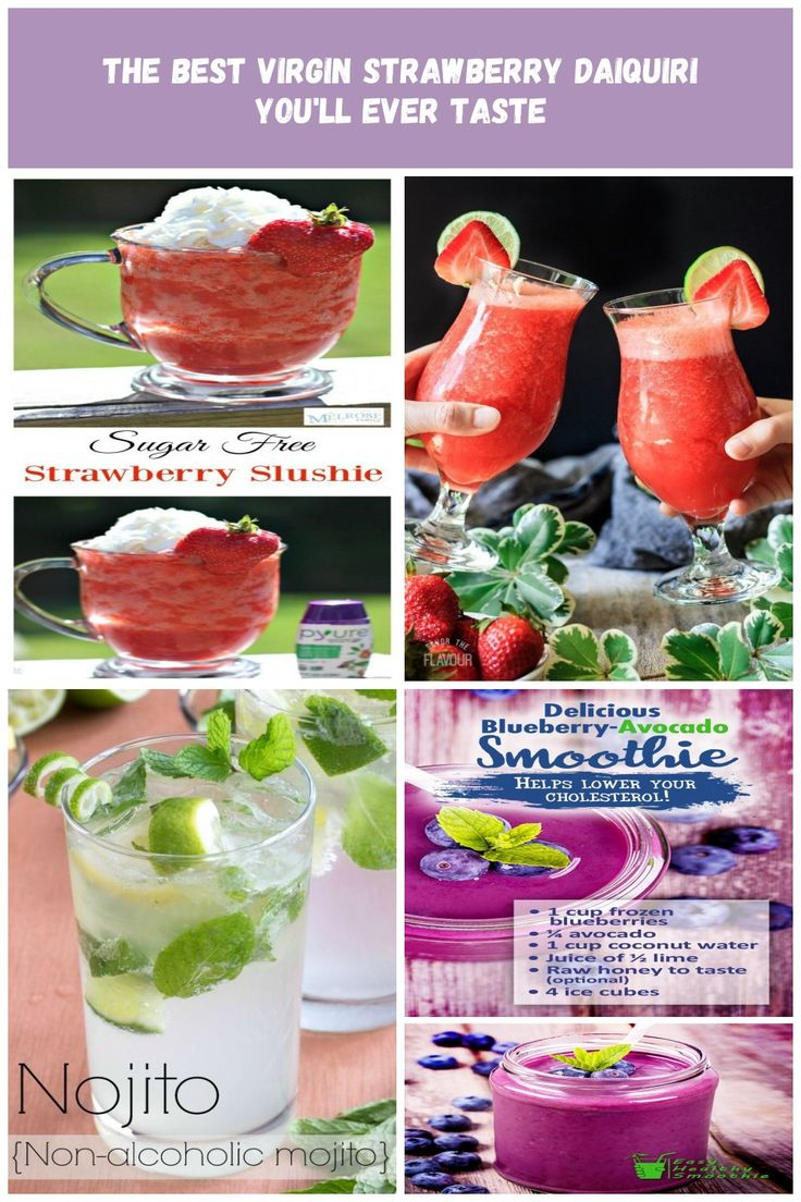 Sugar Free Strawberry Slushie #ad #drinks #drinks #nonalcoholic   – Drinks – #Dr…   – winter-wedding-cakes
