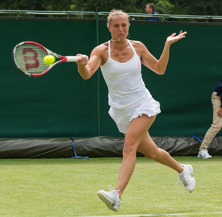Kateryna Bondarenko 3, 2015 Wimbledon Qualifying - Diliff.jpg