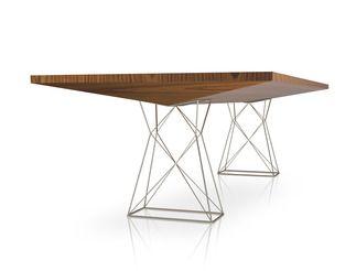 Modloft Curzon 102 Inch Dining Table | 2Modern Furniture & Lighting
