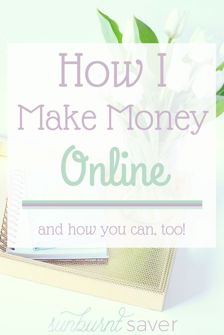 Have you ever wondered how bloggers make money online? It turns out, they don't! Not at first - the real story of making money online here - http://sunburntsaver.com/how-i-make-money-online/