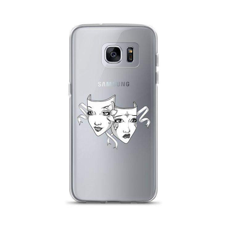 Drama Mask Samsung Case