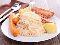 Recette: Choucroute traditionnelle - Frawsy