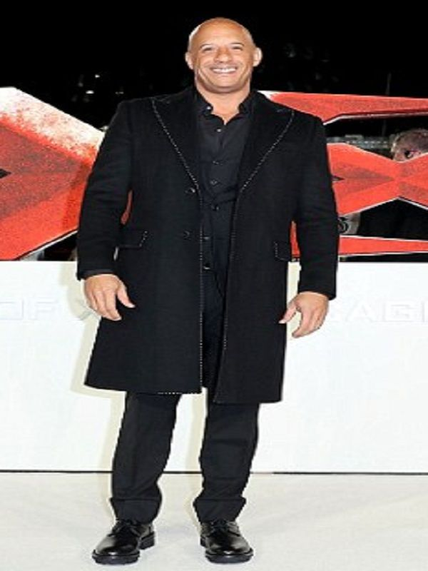 xXx 3 Movie Premiere Vin Diesel Coat | Top Celebs Jackets