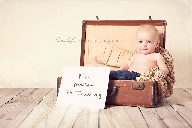 Second Pregnancy Announcement I like incorporating the Big – Baby Announcements Wording