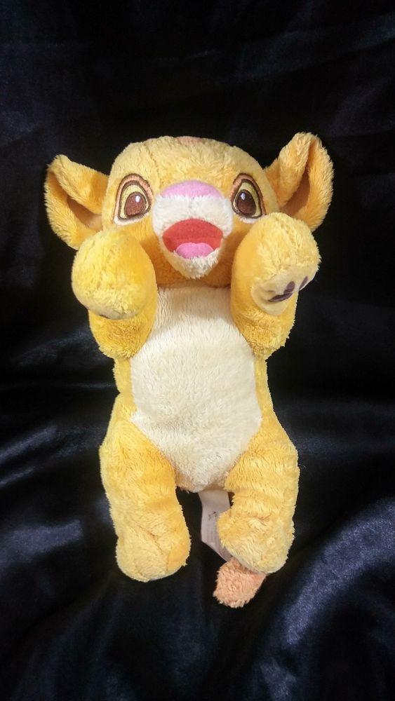 Nala Lion King Stuffed Animal Disney Babies Plush Disney