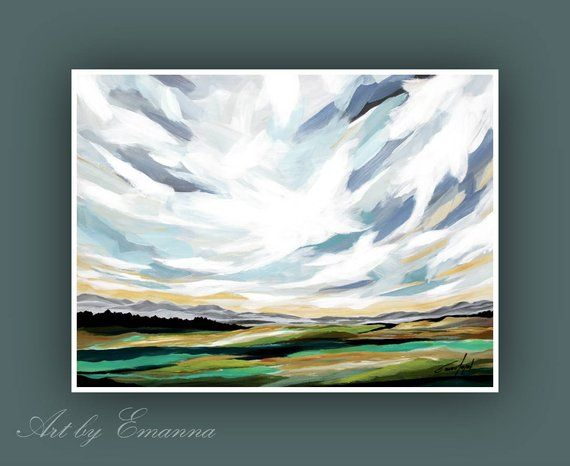 This Is A Digital Download Print Of My Original Painting Printable Art Is An Easy And Affordable Way To Glam Up Your Home Or Of Modern Art Prints Art Abstract