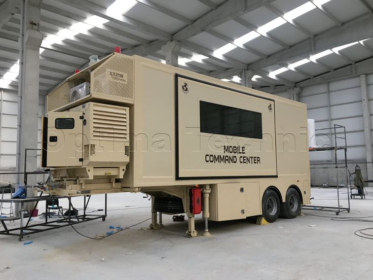 MOBILE COMMAND CENTER