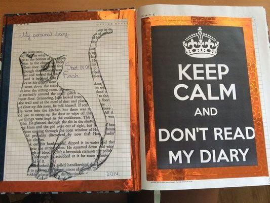 Картинки для личного дневника смешные страницы