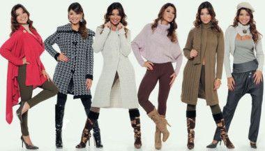 moda inverno roupas