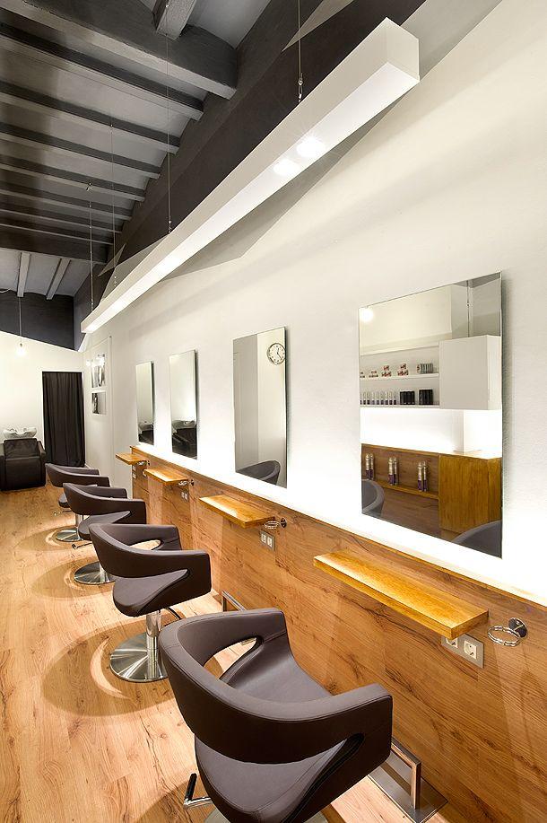 M s de 20 ideas fant sticas sobre decoraci n de sal n de - Nuevo estilo peluqueria ...