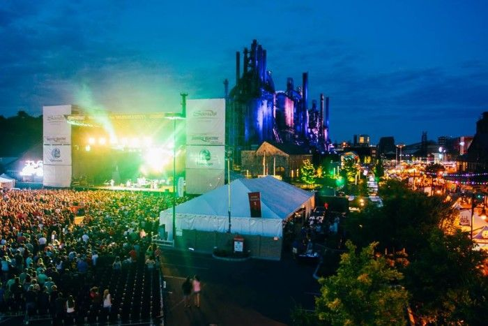 Things to do in Pa...5. Go to one of the best music festivals in the country.