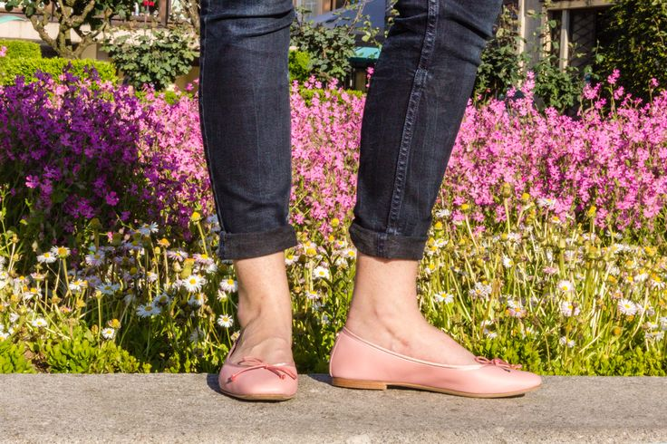 Show your power with the ballet flats Josefinas Pink Power! #JosefinasPortugal