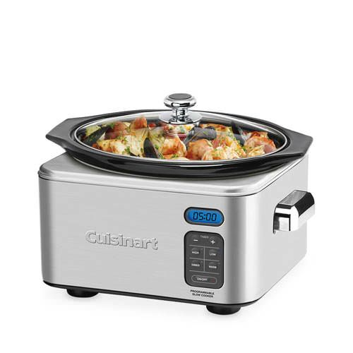 $160 as recommended by Alexx on Day 20. Good reviews too. Cuisinart Slow Cooker 6.5L Programmable - On Sale Now!