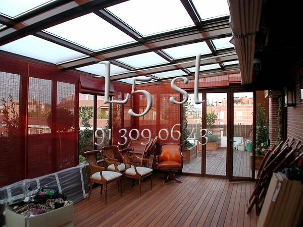 Fabricante de techos moviles para cubrir terrazas de bares for Ideas de techos para terrazas