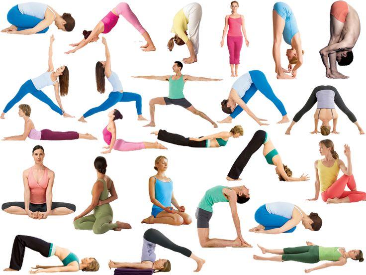 Урок йоги для похудения онлайн