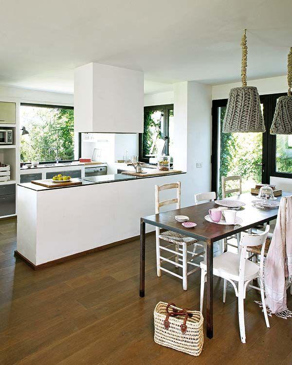1000 id es sur le th me lamparas para cocina sur pinterest for Decoration espagnole maison