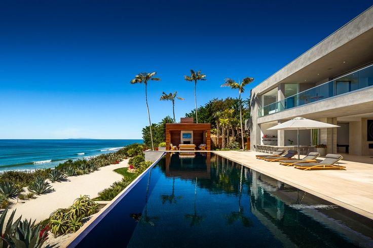 imagen 3 de Una espectacular casa en Malibú en venta por 28 millones de dólares.