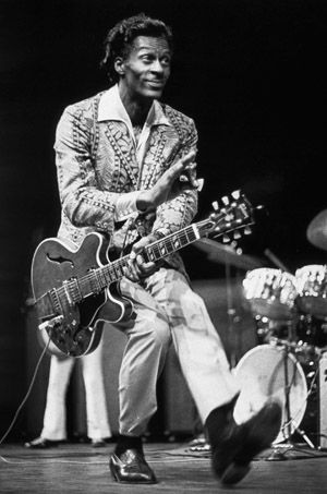 Chuck Berry's Story Behind Bars