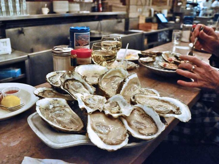 best oyster bars in america