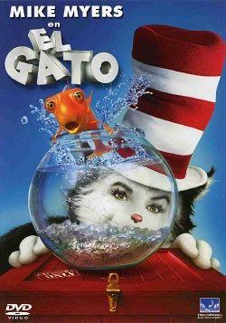"""Ver película El gato online latino 2003 VK gratis completa HD sin cortes audio español latino online. Género: Comedia, Cine familiar Sinopsis: """"El gato online latino 2003 VK"""". """"El gato y su sombrero mágico"""". """"The Cat in the Hat"""". Mike Myers protagoniza esta"""
