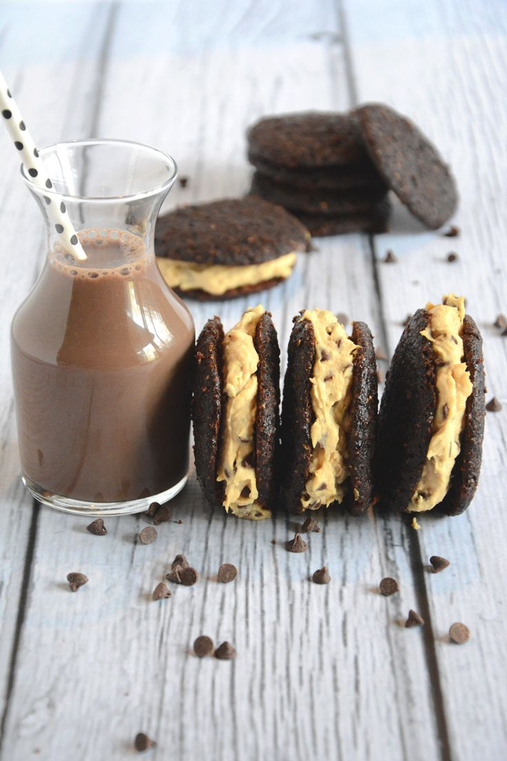 Cookie Dough Stuffed Whoopie Pies | The Housewife in Training Files