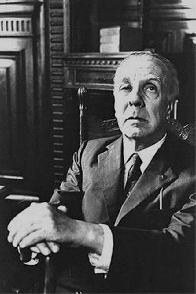 JORGE LUIS BORGES Buenos Aires, 1899 – Ginebra, 1986