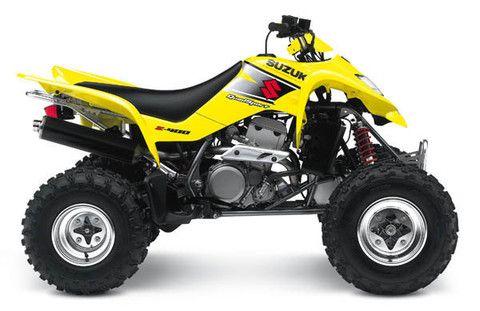 2004-2009 SUZUKI LT-Z250 QUAD SPORT ATV REPAIR MANUAL