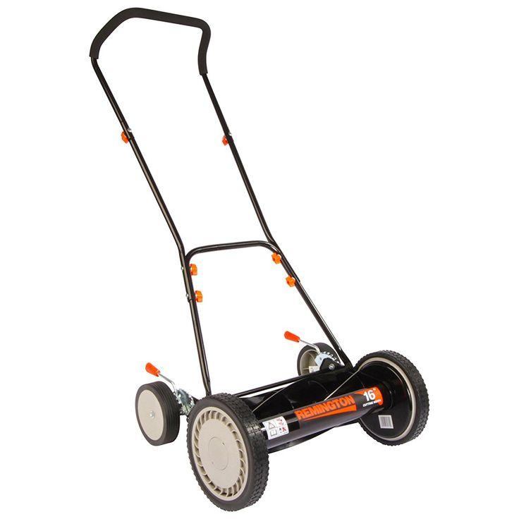 10 Best Top 10 Best Push Reel Lawn Mowers Reviews Images