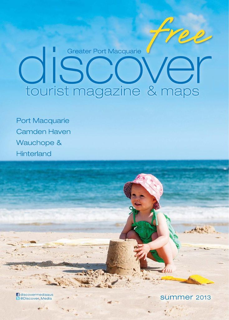 ISSUU - Discover Greater Port Macquarie Summer 2013/14 by Discover Media Australia