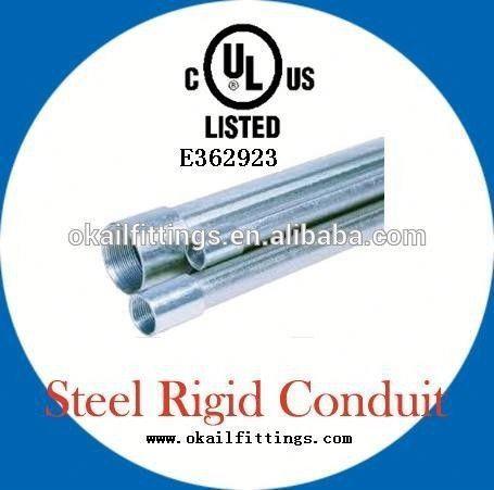 UL6 standar Carbon Water Steel Pipes