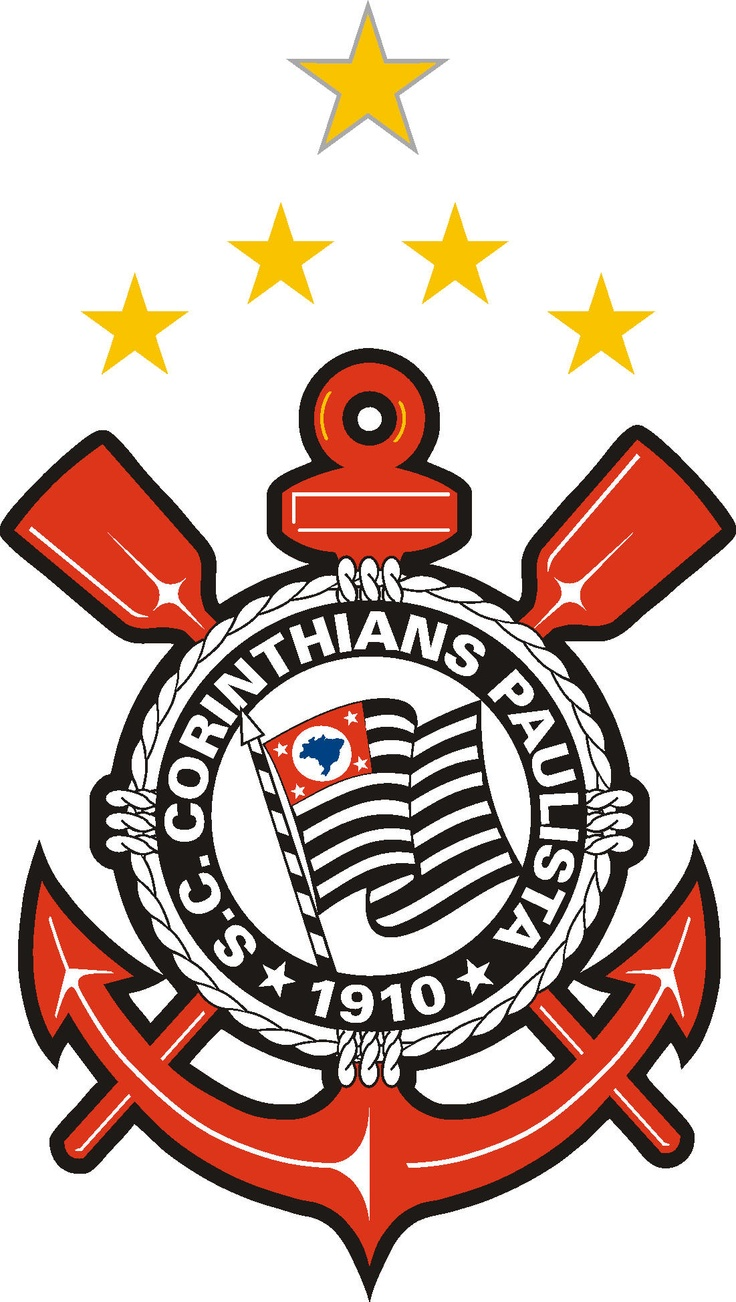 Logo for Brazilian soccer team