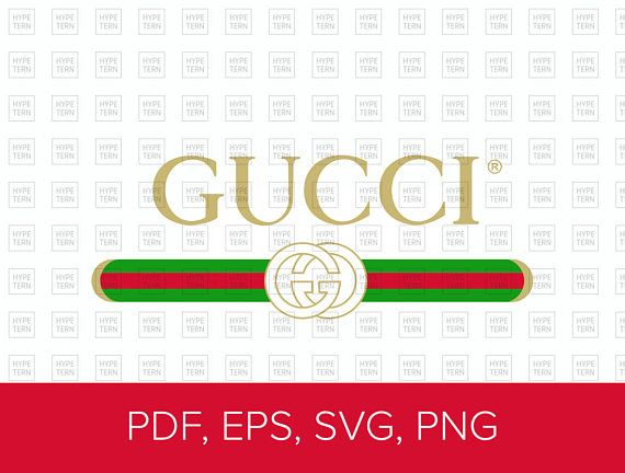 Gucci Washed Inspired Logo Vector Art Pdf Eps Svg Png File
