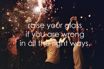 Raise your glass:): Young Life, Pink Summer, Lyrics Quotes, Buckets Lists, Stay Young, Summer Parties, Forever Young, Music Lyrics, New Years