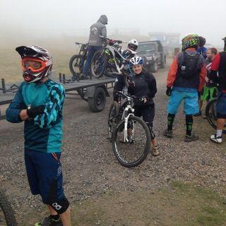 Downhill Day. Mount Buller 2016.