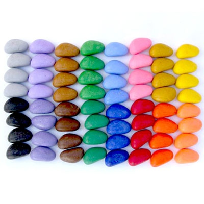 Crayon Rocks, made in America!