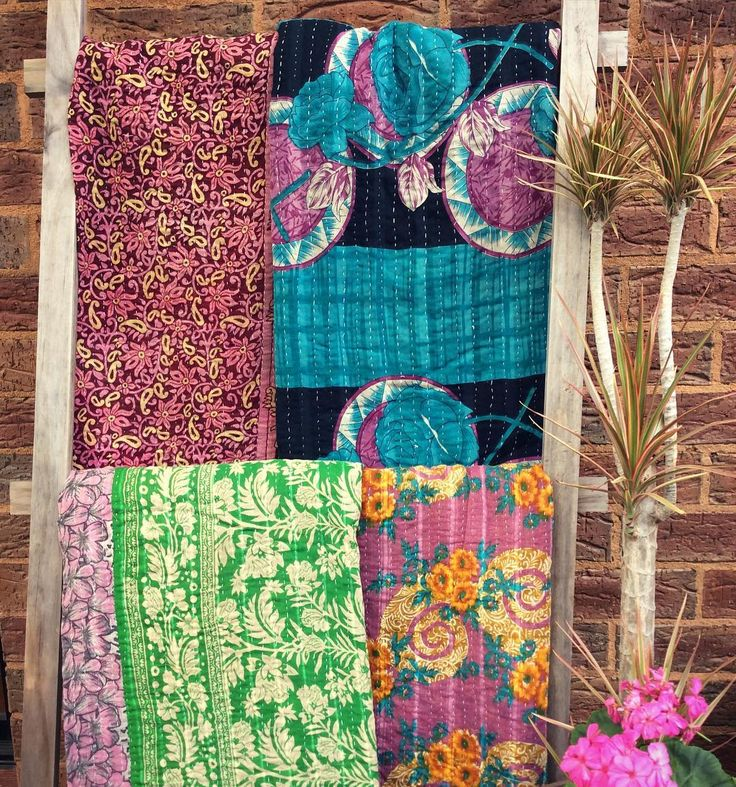 I love patterns, prints & a whole lot of colour!! Here a combination of our very colourful & eclectic vintage throws handstitched & now available online at Shakiraaz #homedecor#homewares#throws#vintagestyle#vintage#colourful#bohemiandecor#bohemianstyle#turquoise#teal#green#design#designporn#handmade#handmadegifts#shakiraaz#interiors#interior123#interiordecor#interiordesign#interior4all#interiorinspo#handembroidered#geometric#florals#patterns