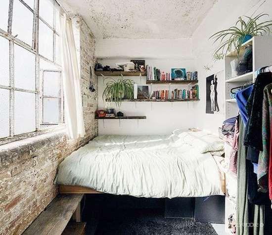 Интерьер маленькой спальни — 5 идей | Дизайн Интерьеров