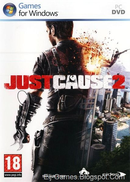 Just Cause 2  PC Game   Just Cause 2  Developer: Avalanche Studios (SE)  Publisher: Square Enix Eidos Interactive  Genre: Action  ReleaseDate: March 23 2010 (US)  About Just Cause 2  Rico returns to action in the sequel to Avalanche Studios' gargantuan action game. Just Cause 2 stars Rico Rodriquez back to wreak havoc once again this time with a new destination -- the huge playground of the South East Asian islands of Panau. The sequel features more stunts vehicles and weapons than ever…