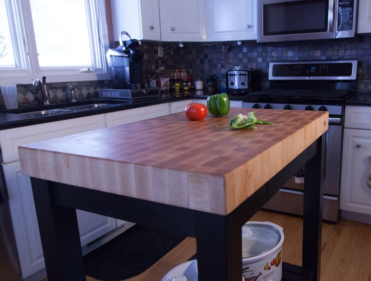 29 Best Butcher Block Style With Mcclure Tables Images On Pinterest Butcher Blocks Butcher