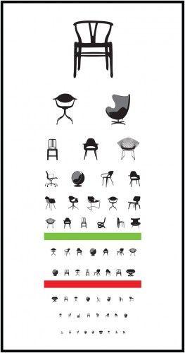 Modern Furniture Eye Exam... Take a look at all the chairs we carry! http://www.officefurniturebiz.com/modern-furniture/
