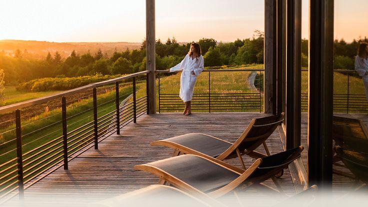 → Eco-Hotel Spa 4 étoiles Yves Rocher Bretagne   La Grée des Landes   Restaurant Gastronomique Bio