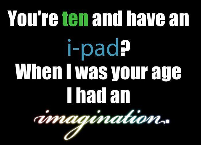what is this generation becoming??Laugh, Imagine, Funny Pictures, Ipad, So True, Funny Quotes, Kids, Pictures Quotes, True Stories