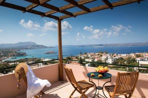 Sea view holiday villa in Apokoronas, Chania