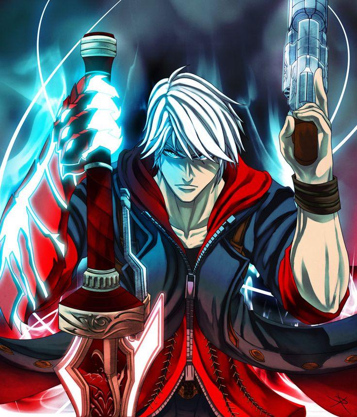 Devil May Cry: Nero.